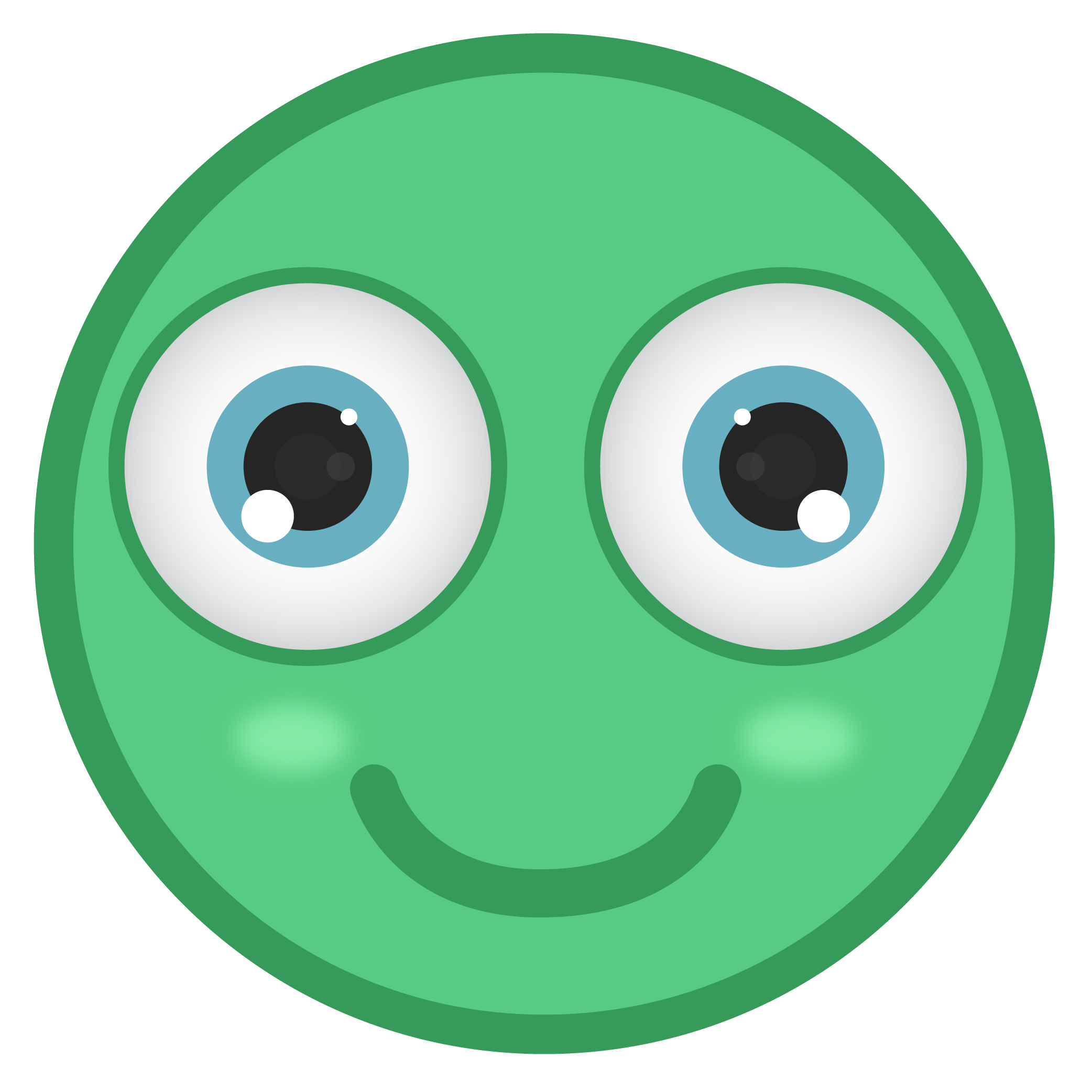 image library stock Yes clipart smilie face. Grab your free survey