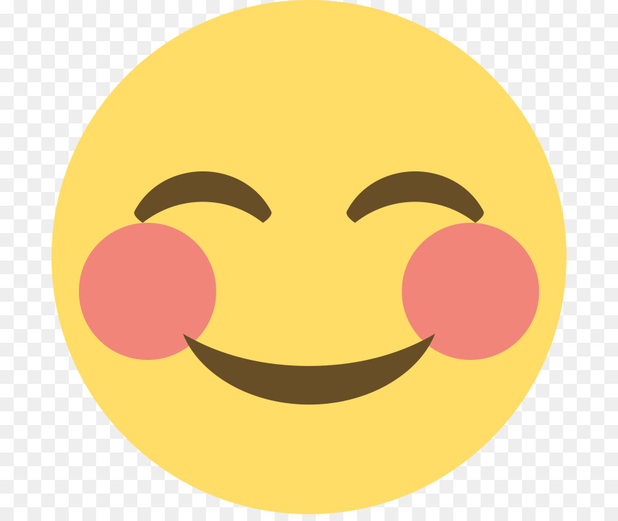 graphic black and white library Yes clipart smiling face. Happy emoji