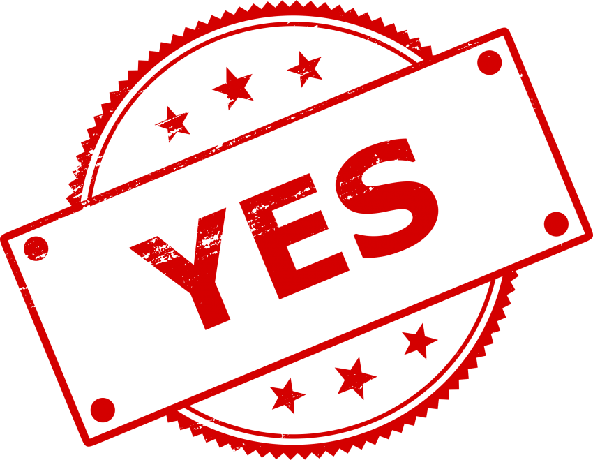 image transparent download Png free images toppng. Yes clipart stamp
