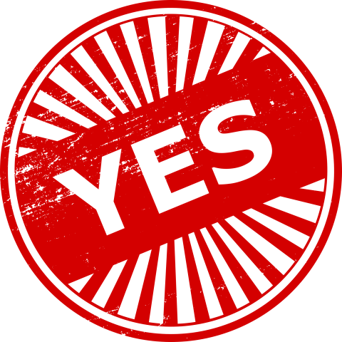 image transparent download Yes clipart stamp. Png free images toppng