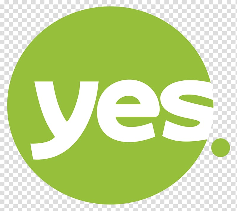 jpg transparent Yes clipart transparent. Satellite television logo background