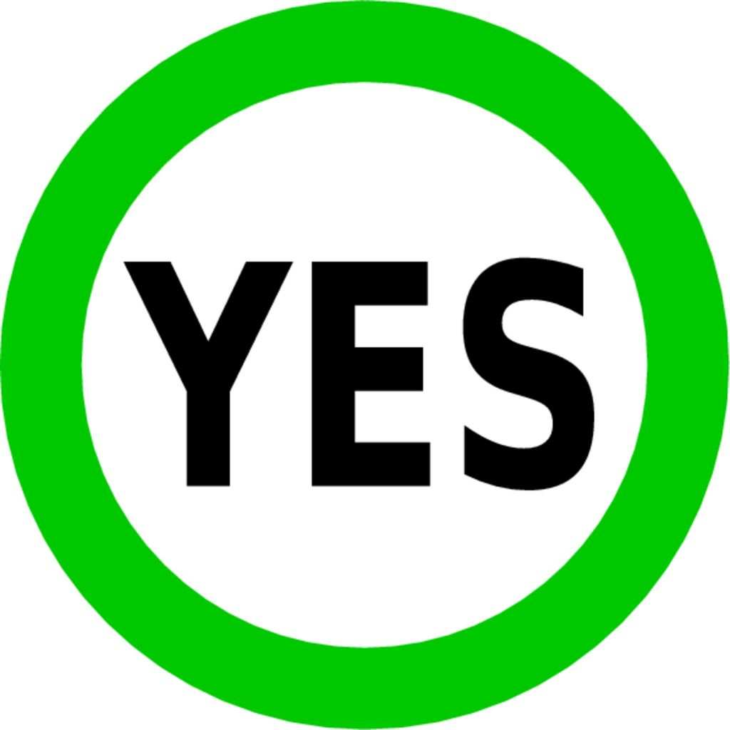 clip Yes clipart transparent. Png free images pngio