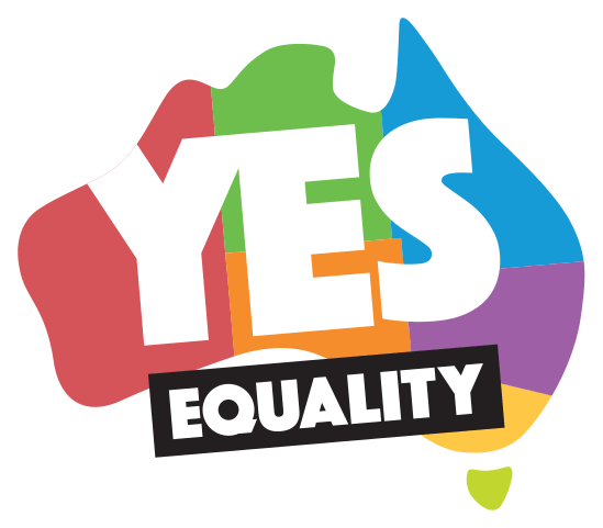 banner library library To marriage equality campaign. Yes clipart voting paper