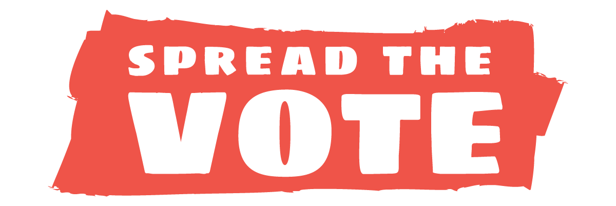 black and white download Yes clipart voting paper. Our voters spread the