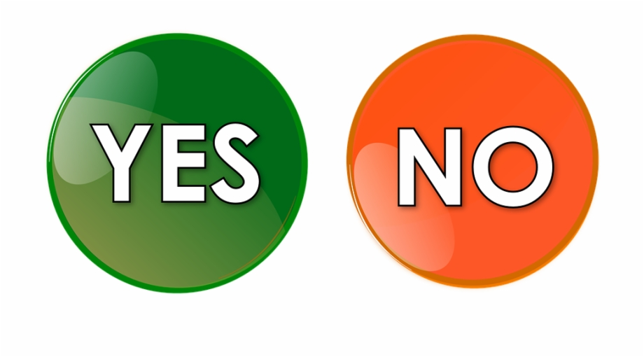 picture black and white library Button orange green icon. Yes no clipart