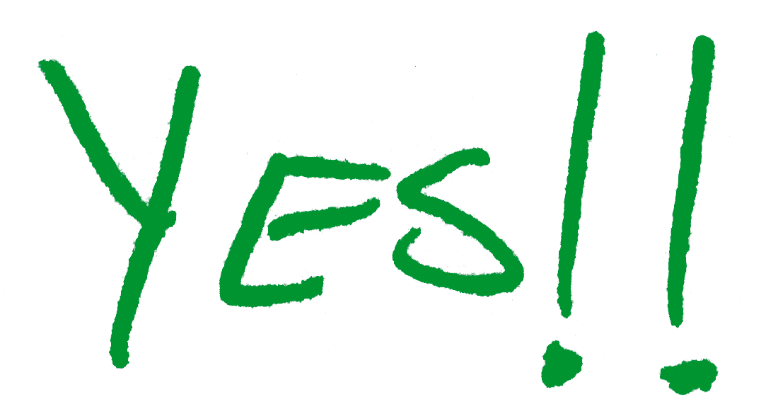 banner free download Yes no clipart. Transparent png pictures free