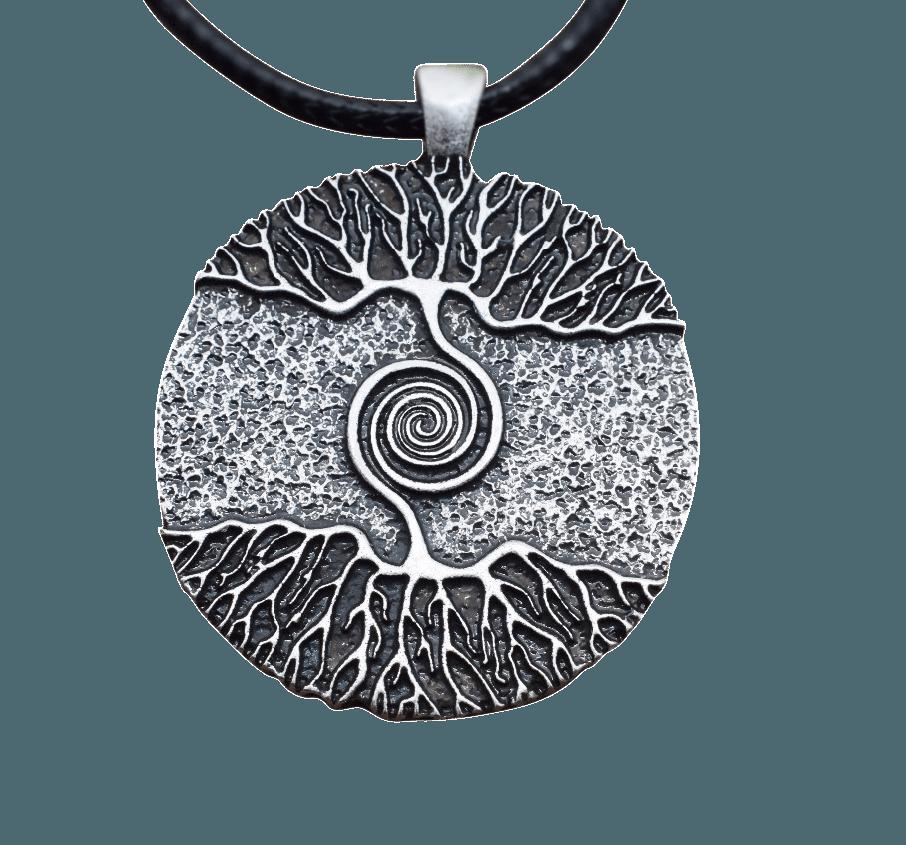 jpg free Yggdrasil Tree of Life Pendant
