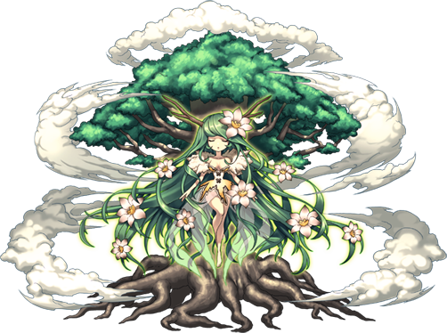 clip transparent stock Yggdrasil