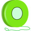 vector freeuse stock Wheel of download image. Yo yo clipart color