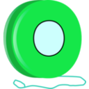 graphic library Yo yo clipart color. Wheel of download image