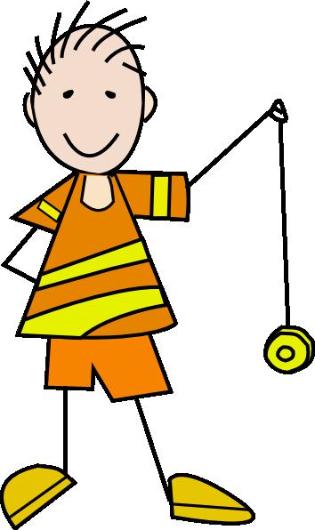 download Yoyo clipart kid. With a yo clip