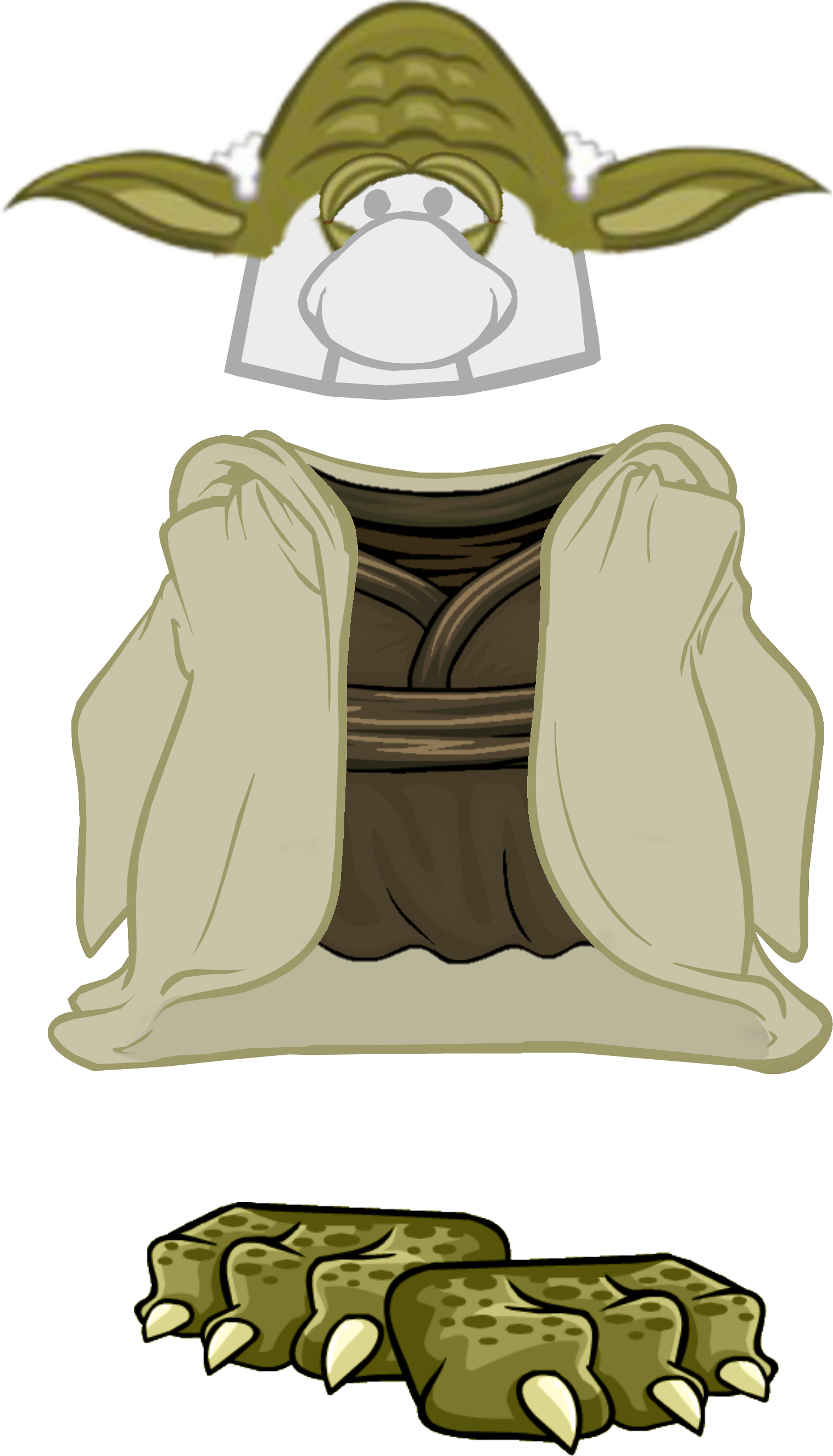 image freeuse download yoda clipart book #53946826