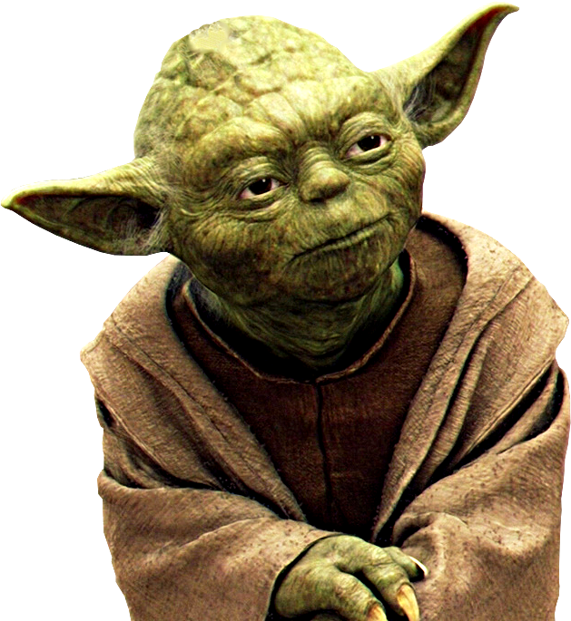 banner free library yoda clipart icon #85822899
