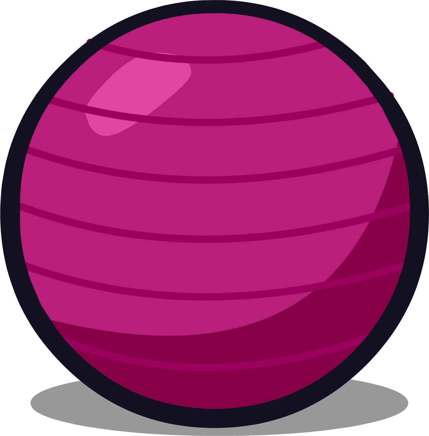 picture royalty free library Exercise Ball