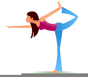 graphic freeuse stock Animated free images at. Yoga clipart