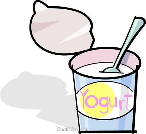 jpg transparent download Yogurt clipart. Free on dumielauxepices net.