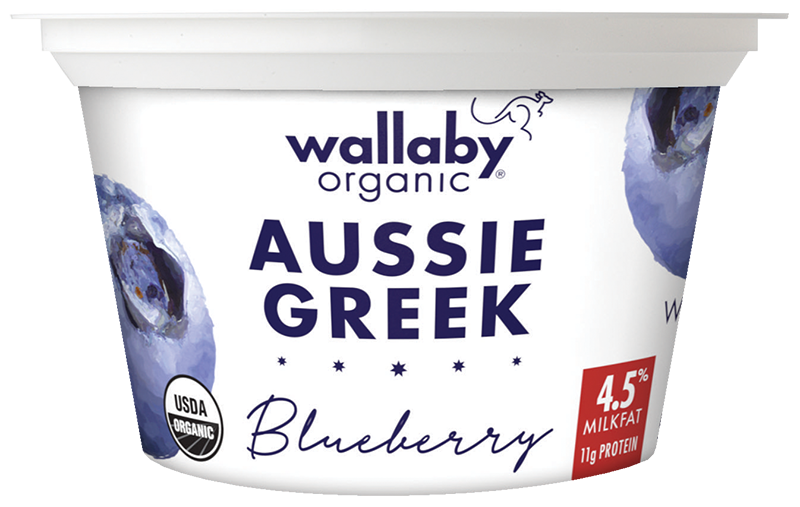 graphic free stock Wallaby Organic Dairy Products