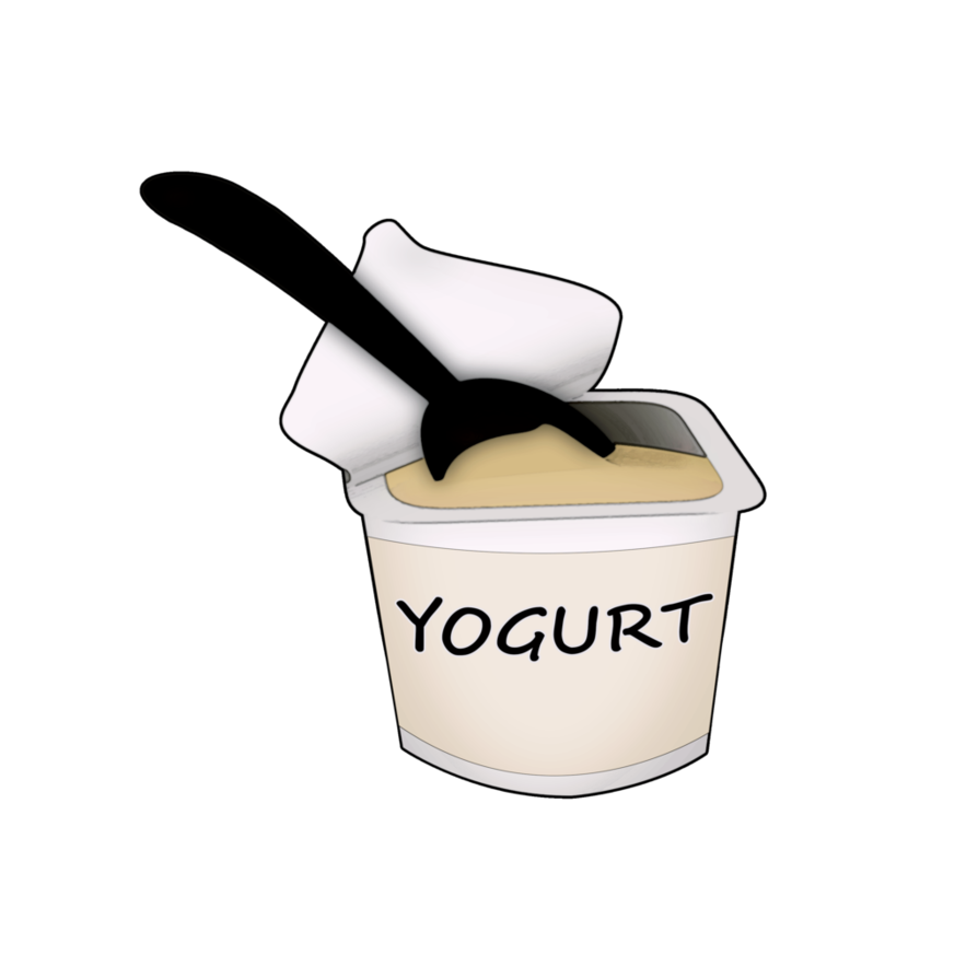 graphic free stock Yogurt Snack by SnacksPlease on DeviantArt