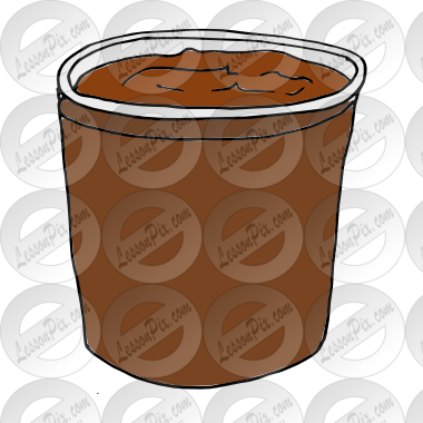 image transparent download Pudding Picture for Classroom