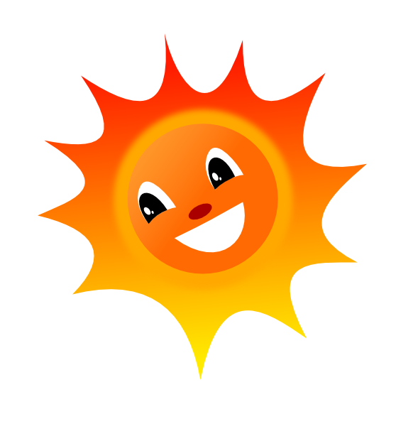 picture royalty free library You are my sunshine. Good morning sun clipart