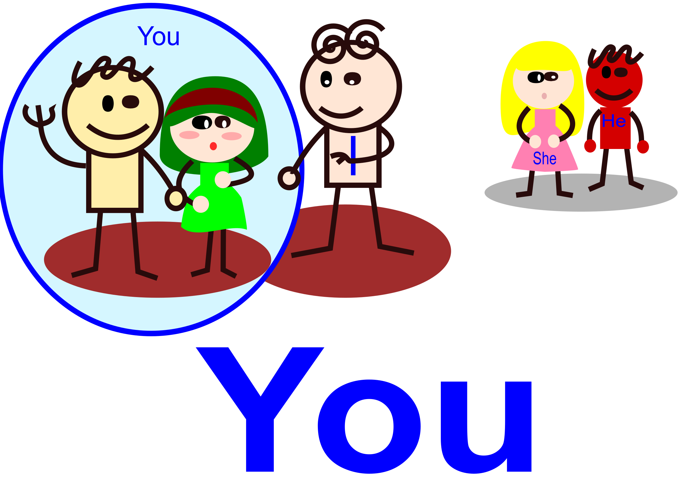 image library library Pronoun ye big image. You clipart
