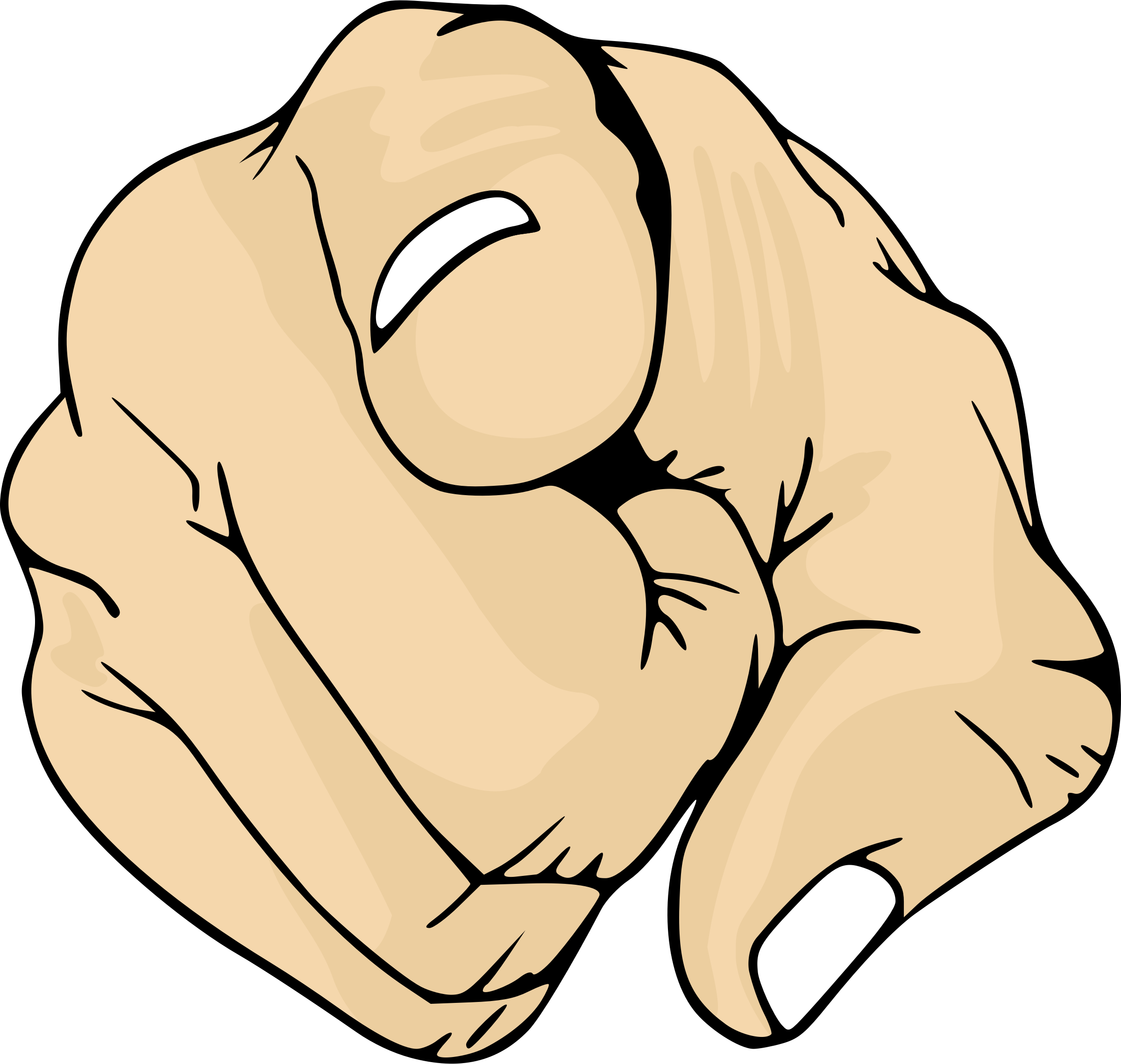 clipart library stock Icons png free and. You clipart finger pointing.
