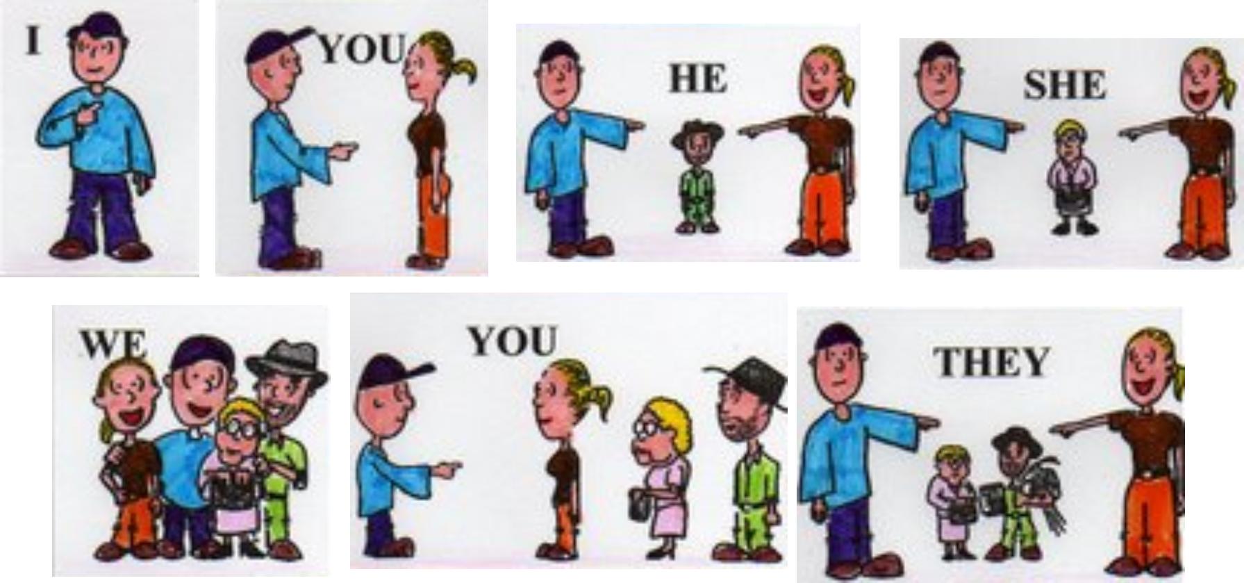 vector library stock You clipart pronoun. Personal pronouns grammar online