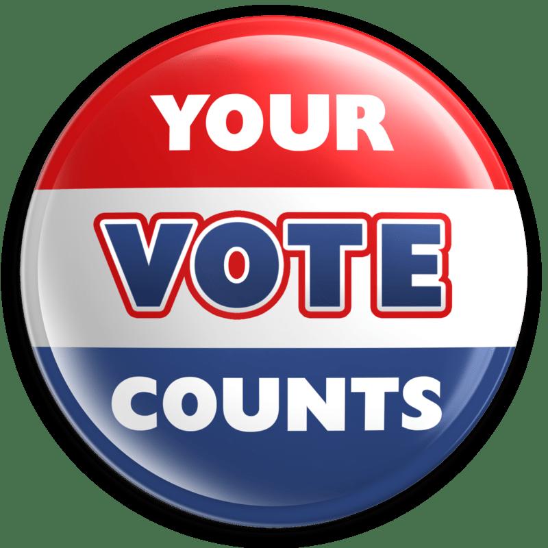 clipart transparent Icon transparent png stickpng. Your vote counts clipart