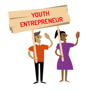 picture free stock Entrepreneurship can be done. Youth clipart poster