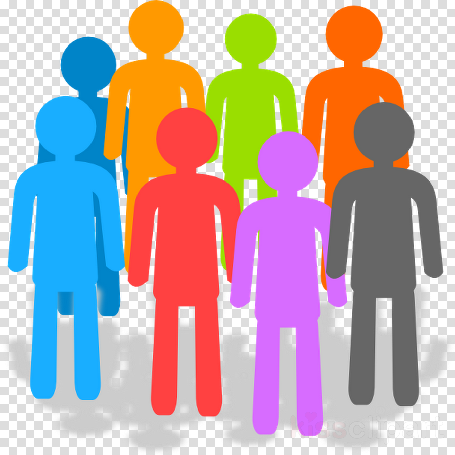 clip art Group people community team. Youth clipart social person