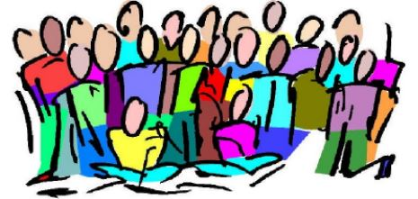 image freeuse Youth clipart speech choir. Chorus transparent