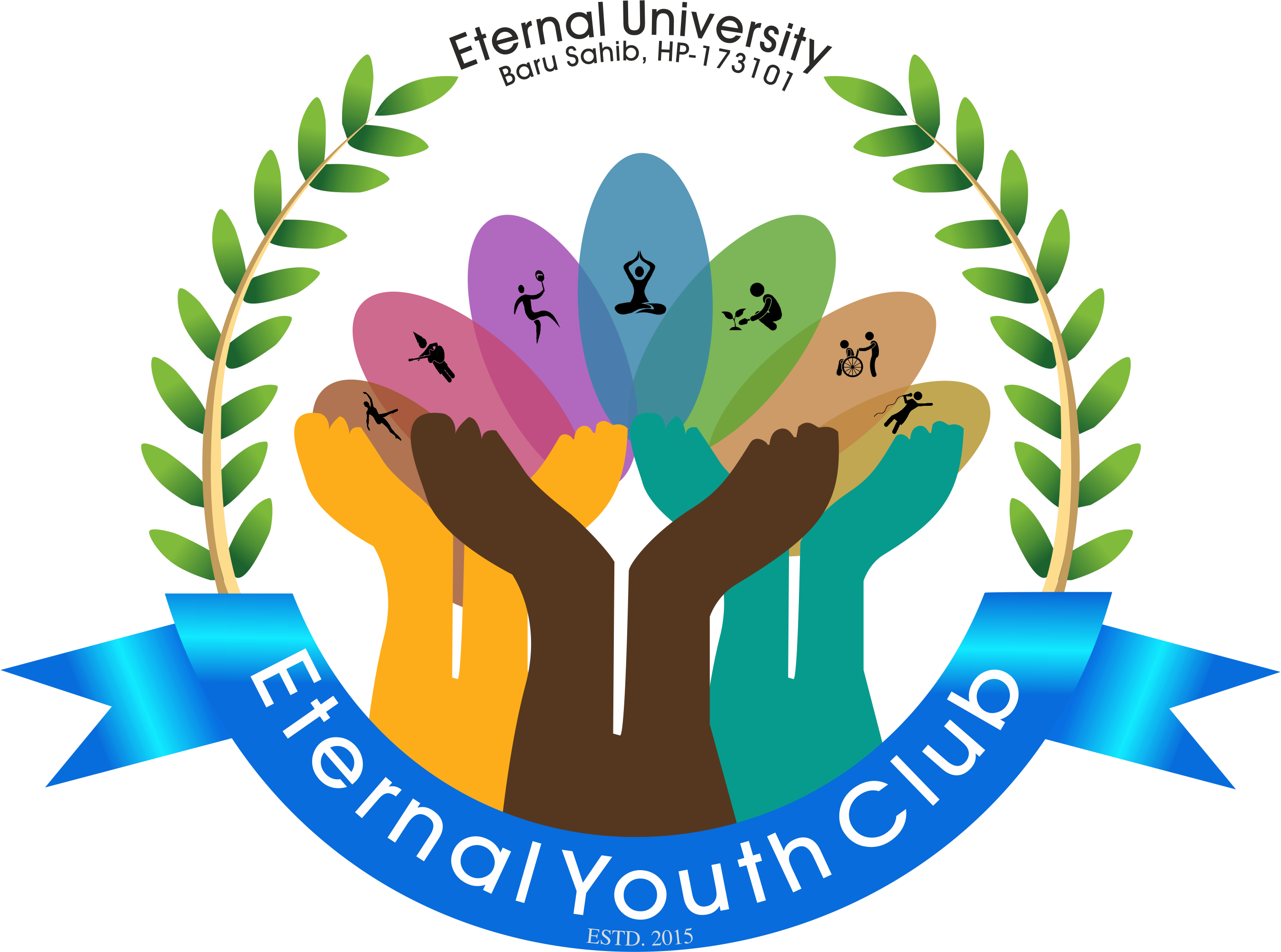 clipart black and white download Youth clipart youth center. Club centre free on
