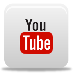 banner free Youtube Icon Clipart