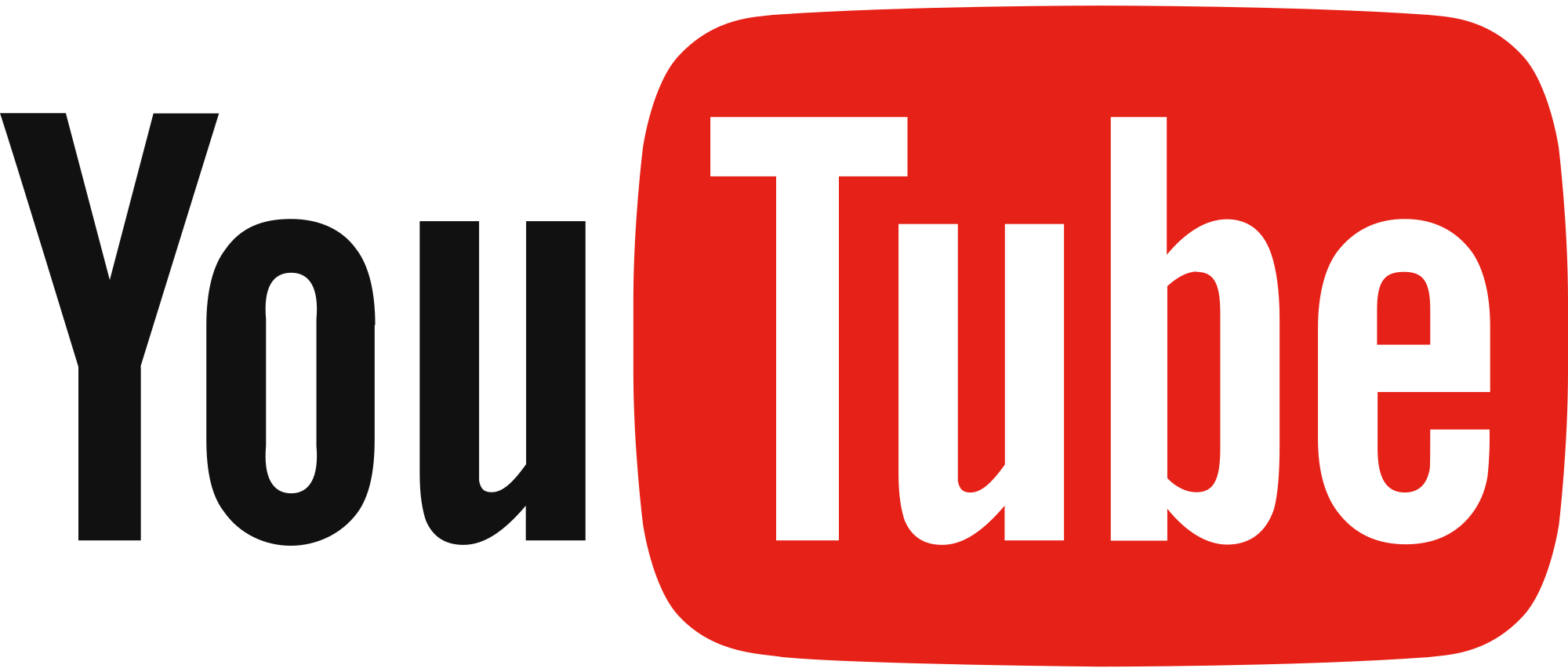 clip free stock Youtube svg. File logo wikimedia commons