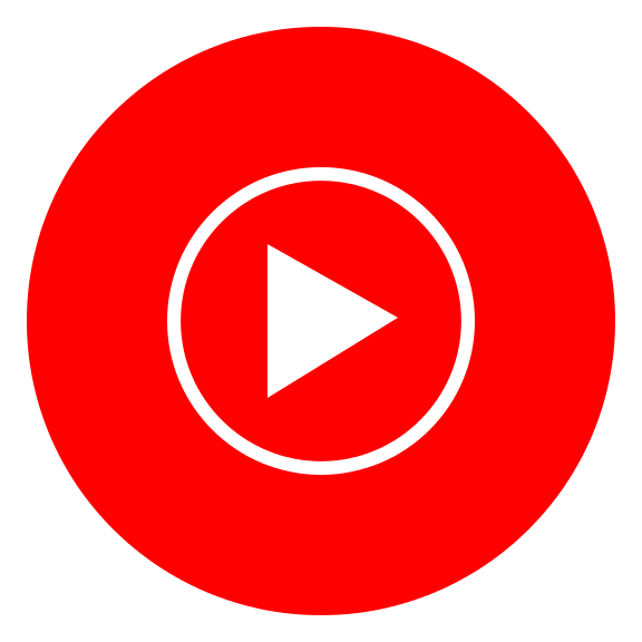 jpg transparent library Youtube svg symbol. File music icon logopedia