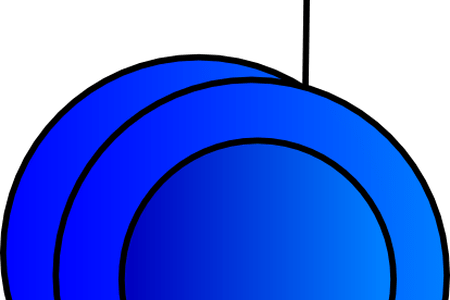 jpg freeuse download Yoyo clipart blue. Download wallpaper full wallpapers