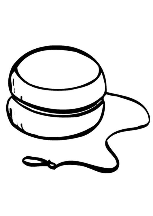 png freeuse download Yoyo clipart colouring. Pin by umaru on