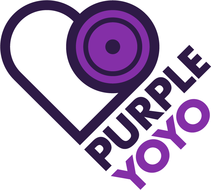 picture download Purpleyoyo org a helping. Yoyo clipart transparent