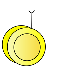 png library library Yoyo clipart yellow. Yo cliparts of free