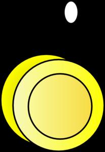 clipart black and white  yo clip art. Yoyo clipart yellow