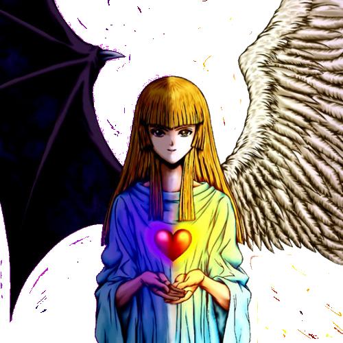 svg anime YuGiOh transparent YGO duel monsters Change of Heart hauntyhaunt