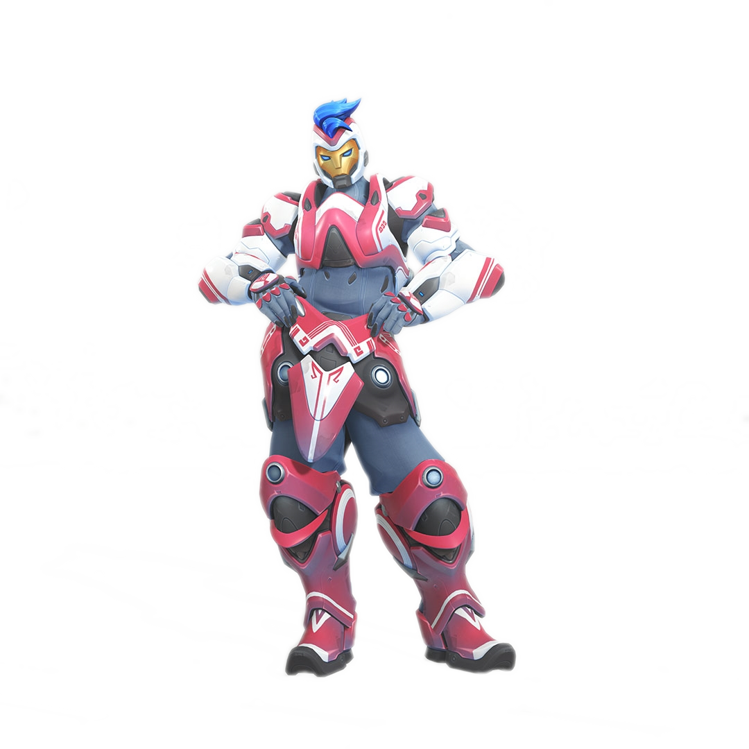 graphic library stock Overwatch