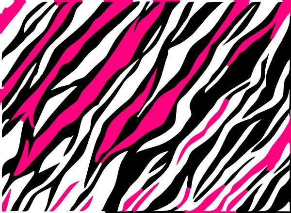 transparent library Print background clip art. Zebra black and white clipart.