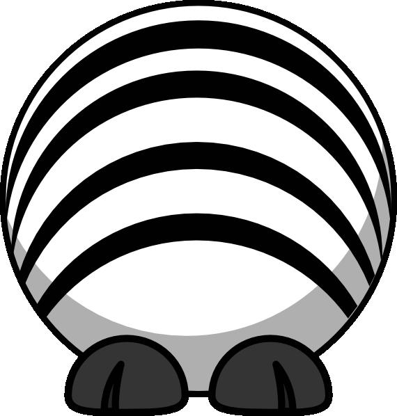 black and white library Body no clip art. Zebra head clipart.