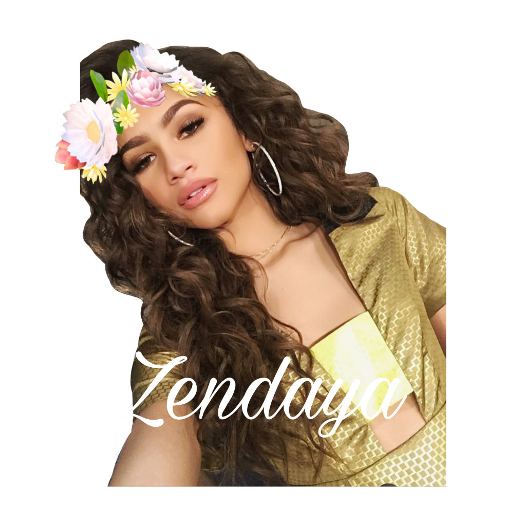image transparent download zendaya