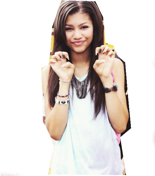 image royalty free download Zendaya PNG by rockyrs on DeviantArt