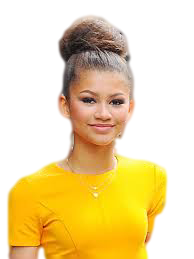clip art freeuse stock Zendaya Png by StarrEdits on DeviantArt