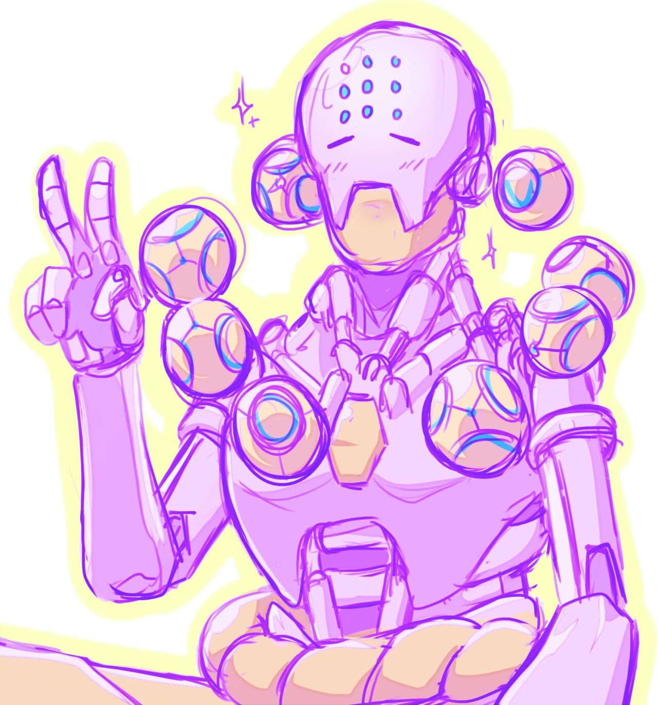 png transparent Zenyatta