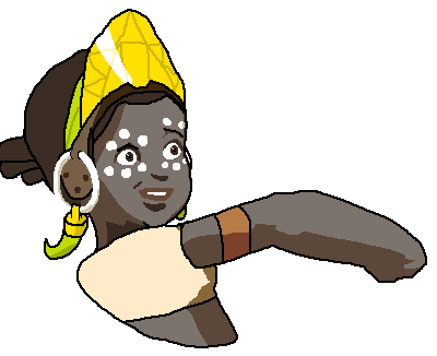 image transparent download The Spray Orisa Deserves