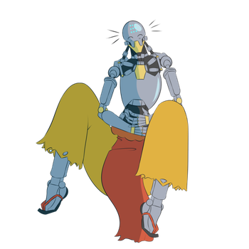 banner Zenyatta on OverWatch